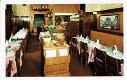 BRUXELLES-RESTAURANT LA BELLE MARAICHERE-PLACE SAINTE CATHERINE-PROPRIETAIRE: DEVREKER - Cafés, Hôtels, Restaurants