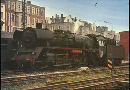Dampf - Personenzuglokomotive 22 001 - Trains