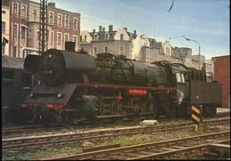 Dampf - Personenzuglokomotive 22 001 - Trenes