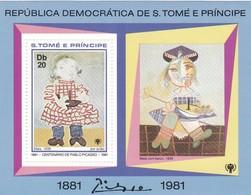 Santo Tome Y Principe Hb Michel 74 - Sao Tome And Principe