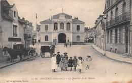 ANCENIS - Le Quartier De La Mairie - Ancenis