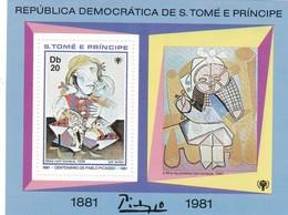 Santo Tome Y Principe Hb Michel 75 - Sao Tome And Principe