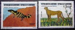 CAMEROUN                N° 797/798             NEUF** - Cameroun (1960-...)