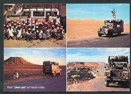 "HAUTE VOLTA  - Raid "" Plein Ciel "" En Haute Volta - Land Rover .burkina Faso .car - Burkina Faso"