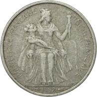 Monnaie, FRENCH OCEANIA, 5 Francs, 1952, TB, Aluminium, KM:4 - French Polynesia