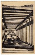 ... MARMI DI CARRARA - COLONNA MUSSOLINI PER LO STADIO DELLA FARNESINA DI ROMA - 1928 - Vedi Retro - Formato Piccolo - Histoire