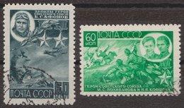 Russia 1944 Mi 930-931 Used - 1923-1991 URSS