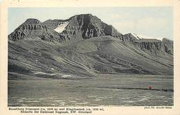 Pays Div : Ref M503- Groenland  - Carte Bon Etat   - - Groenland
