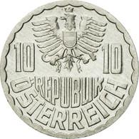 Monnaie, Autriche, 10 Groschen, 1978, Vienna, SPL, Aluminium, KM:2878 - Autriche