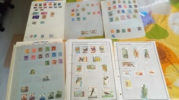 F1015 LIQUIDATION CARTON MONDE A TRIER COTE+++ POIDS 5.5KG DÉPART 20€ - Lots & Kiloware (mixtures) - Min. 1000 Stamps