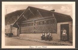 Carte P ( Suisse / Gryon / Un Vieux Châlet ) - VD Vaud