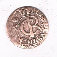 SCHILLING  1660-1665  LIVONIA LETLAND /4649G/ - Latvia
