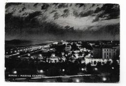 RIMINI - MARINA CENTRO    VIAGGIATA FG - Rimini