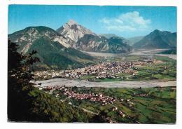 TOLMEZZO CON CANEVA - VIAGGIATA FG - Udine