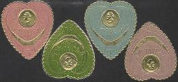 Tonga 1964 SG143-146 Women's Association Set MNH - Tonga (...-1970)