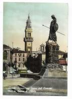 CASALE MONFERRATO - TORRE DEL COMUNE - MONUMENTO DIFESA DI CASALE  - VIAGGIATA FG - Alessandria
