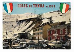 COLLE DI TENDA - CONFINE ITALO FRANCESE - VIAGGIATA FG - Cuneo
