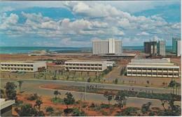 POSTCARD  BRASIL BRAZIL - BRASILIA - EDIFICIOS DO BRASILIA IMPERIAL HOTEL - Brasilia