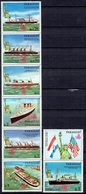 PARAGUAY  # FROM 1986 STAMPWORLD 4030-36** - Paraguay