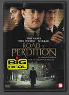 Les Sentiers De La Perdition Dvd - Drama