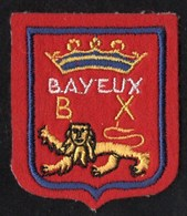 Autres Collections > Autres Collections > Ecussons Tissu Bayeux Feutrine - Patches
