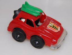 Automobilina  Car Vintage 6 X 3 Cm - Giocattoli Antichi