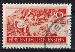 Liechtenstein 1937 // Mi. 153 O - Liechtenstein