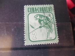 CUBA YVERT N°2317 - Cuba