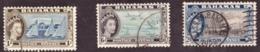 Bahamas 1954 - Queen Elizabeth II - Without Inscription - Bahamas (1973-...)
