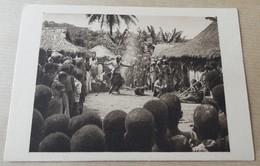 56 - Gabon - Fétichisme - Le Poison D'épreuve - Gabon