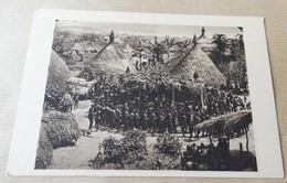 Oubangui Chari - Funérailles D'un Chef Boubou - Centrafricaine (République)
