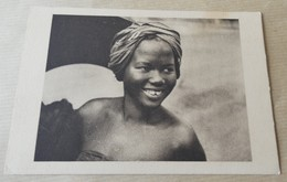 Oubangui - Sourire D'indigene - Central African Republic