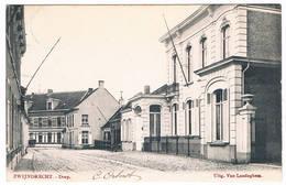 Zwijndrecht - Dorp 1905 - Zwijndrecht