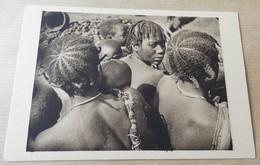 Oubangui Chari - Coiffures - Zentralafrik. Republik