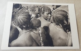 Oubangui Chari - Coiffures - Central African Republic