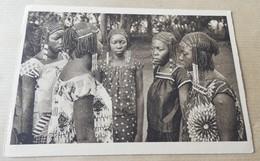 Oubangui Chari - Filles Du Sultan De Rafai - Central African Republic