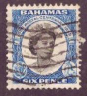 Bahamas 1959 - The 100th Anniversary Of 1st Bahamas Postage Stamp - Bahamas (1973-...)