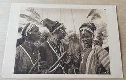 Tchad - Bororos En Costume De Fete - Tchad