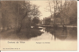 Virton - Paysage à La Claireau 1904 - Virton
