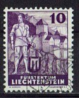 Liechtenstein 1937 // Mi. 158 O - Liechtenstein