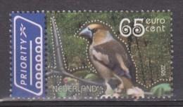 NVPH Netherlands Nederland Niederlande Holanda Pays Bas 2336a MNH Zangvogel Singing Bird Appelvink Finch Pinson Pinzon - Zangvogels
