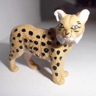 K343 / Kinder Série Animal Planet / Lynx / Ref: FS264 - Montables