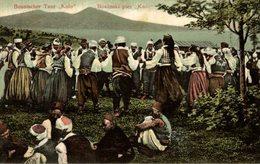 BOSNISCHER TANZ KOLO  BOSNIA Y HERZEGOVINA BOSNIEN UND  HERZEGOWINA - Bosnia And Herzegovina