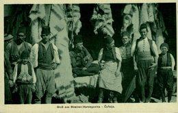 GRUSS AUS CARSIJA   SARAJEVO  BOSNIA Y HERZEGOVINA BOSNIEN UND  HERZEGOWINA - Bosnia And Herzegovina
