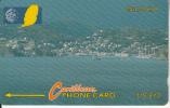 """GRENADA(GPT) -  Port St.George""""s, CN : 7CGRA(Ms), Tirage 2847, Used - Grenada"""