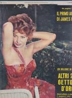 (pagine-pages)ELEONORA ROSSI DRAGO  L'europeo1956/573. - Books, Magazines, Comics