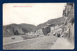 Suria (Barcelona). Arrabal De San Jaime - Barcelona
