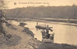 De Chiny à Lacuisine - Débarcadère - Chiny