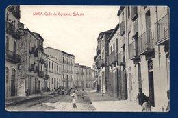 Suria (Barcelona). Calle De Gonzalez Solesio - Barcelona