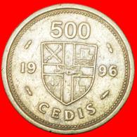 # DRUMS: GHANA ★ 500 CEDIS 1996! LOW START ★ NO RESERVE! - Ghana